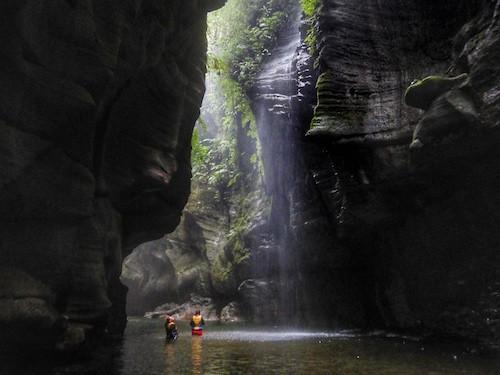 River Millenium Cave Vanuatu Espiritu Santo