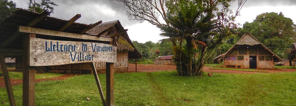 Vunasep Village Espiritu Santo Millenium Cave Vanuatu