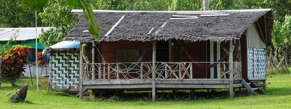 Accommodation Santo Vanuatu - Towoc Bungalows