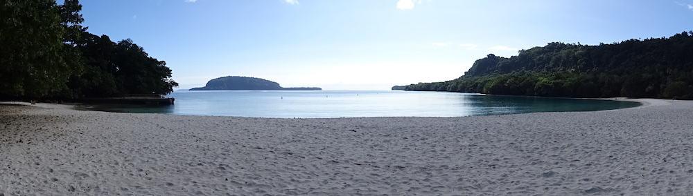 Champagne Beach Santo Vanuatu