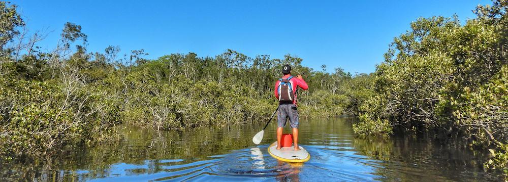 Coffs Harbour Adventure Wajaana Yaam Gumbaynggirr Adventure Tours Kayak SUP