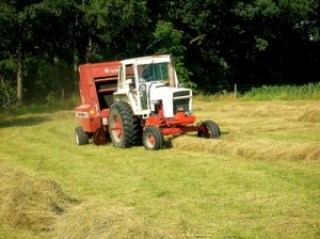 round baler for hay 1