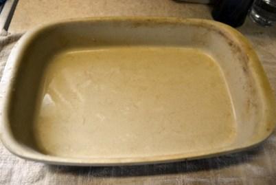 clean stoneware
