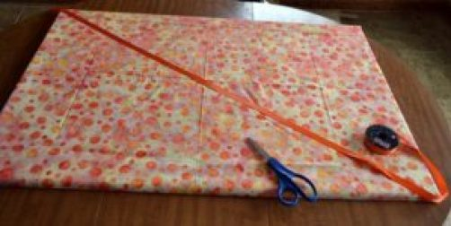 first ribbon strip