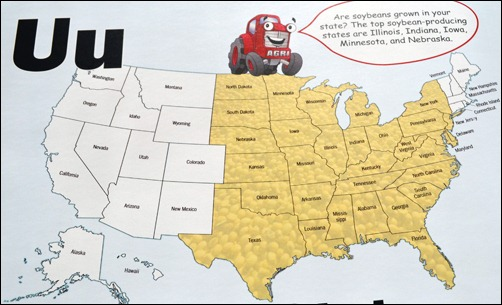 soybeans a to z united states