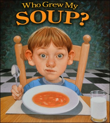 Who Grew My Soup cover