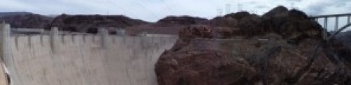 Hoover Dam panoramic