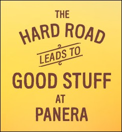 Panera hard road