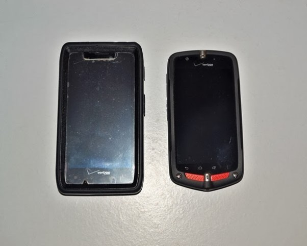razr maxx and gzone