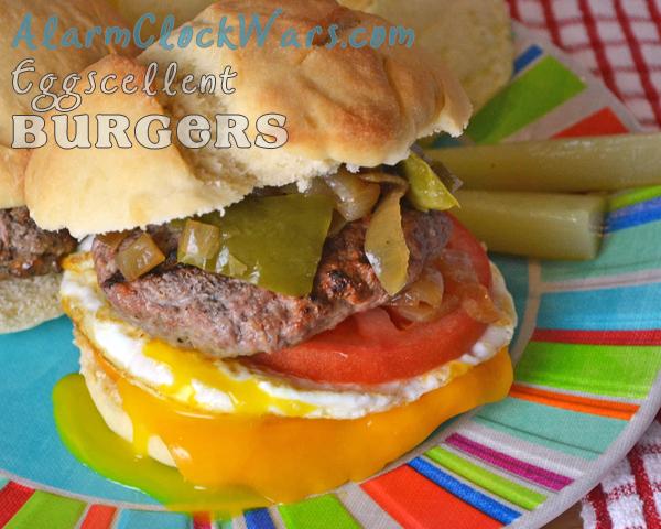 eggscellent burgers