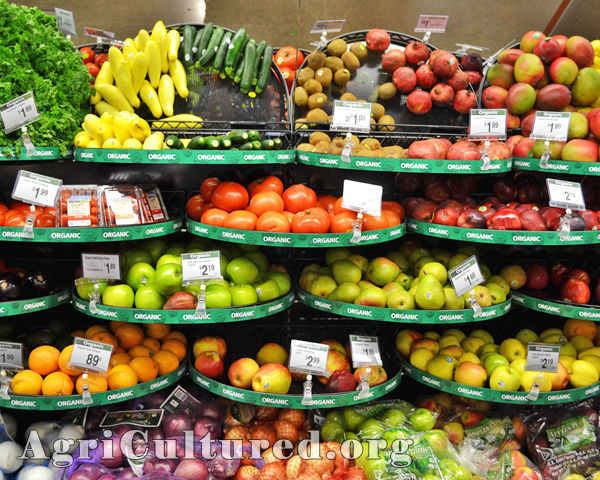 organic fruits and veggies aren't more nutritious or safer than conventional fruits and veggies