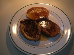 Toast French Toast My Fearless Kitchen