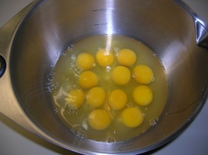 eggs for French toast