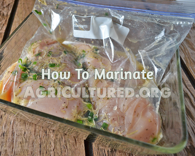 Using a marinade is an easy way to give your meal a boost of flavor. Find out how a marinade works, and how to keep your food safe while it's marinating.