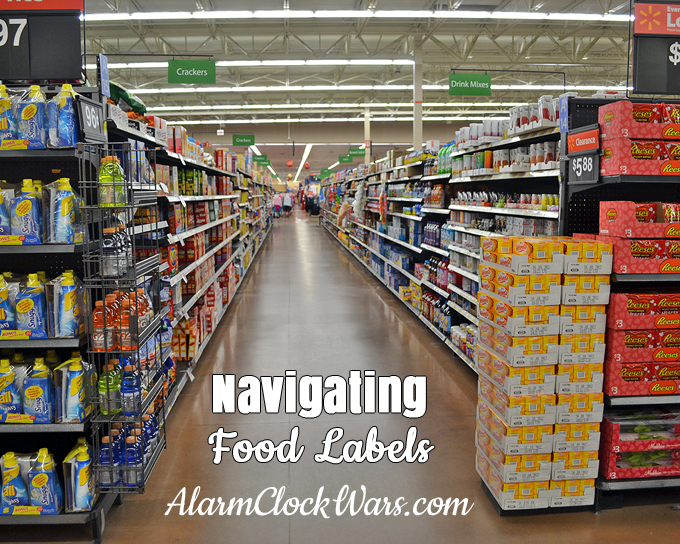 Do you get overwhelmed reading food labels at the grocery store? You aren't alone! See what questions other shoppers have, and what labels they look for.