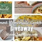 Almost Homemade Cookbook Giveaway