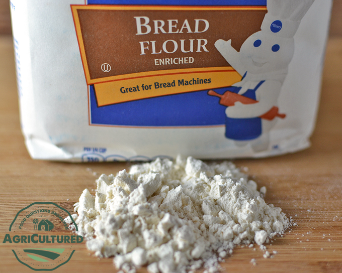 Bread Flour on AgriCultured. Flour comes in many different varieties. Take a closer look at some of the more common types of flour, and how they are different.