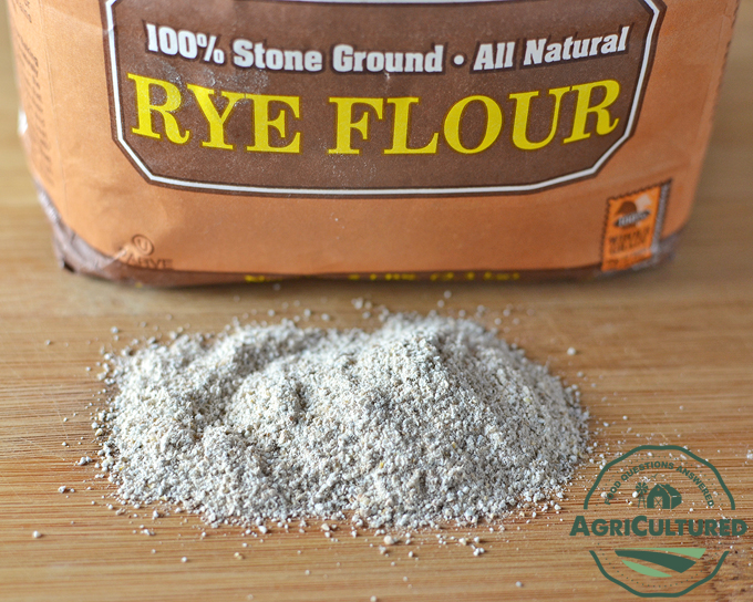 Rye Flour on AgriCultured. Flour comes in many different varieties. Take a closer look at some of the more common types of flour, and how they are different.