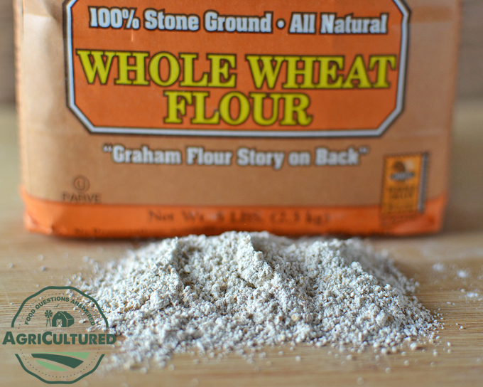 Whole Wheat Flour on AgriCultured. Flour comes in many different varieties. Take a closer look at some of the more common types of flour, and how they are different.