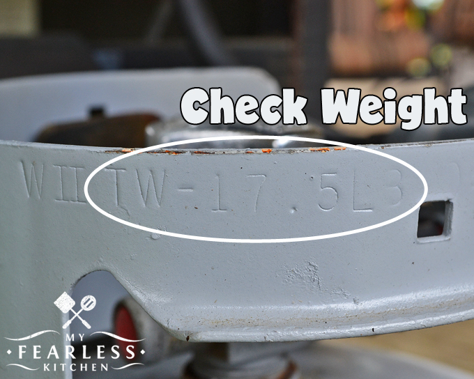 the empty weight, or tare weight, stamped on the collar of a liquid propane tank