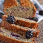 Blackberry Bread
