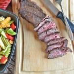 Easy Marinated Hanger Steak