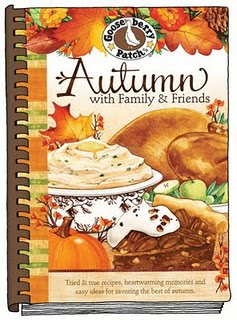 Autumn with Family & Friends cookbook by Gooseberry Patch