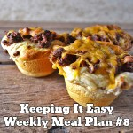 Easy Weekly Meal Plan #8