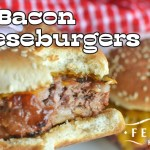 BBQ-Bacon Cheeseburgers