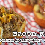 Bacon-Ranch Cheeseburger Cups