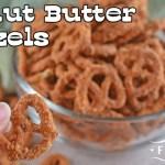 Peanut Butter Pretzels
