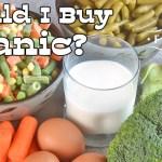 Should I Buy Organic Food?