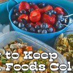 Keep Cold Foods Cold at Your Summer Potluck