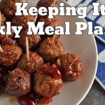 Easy Weekly Meal Plan #22