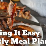 Easy Weekly Meal Plan #30