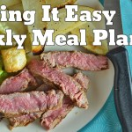 Easy Weekly Meal Plan #32