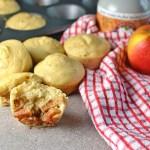 Apple Cinnamon Pancake Muffins