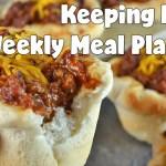 Easy Weekly Meal Plan #42