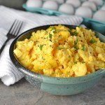 How to Make Scrambled Eggs in the Oven