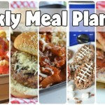 Easy Weekly Meal Plan #56