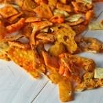 Easy Cheesy Ranch Snack Mix