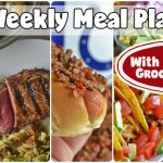 Easy Weekly Meal Plan #63