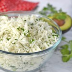 Simple Cilantro Rice