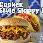 Slow Cooker Taco-Style Sloppy Joes