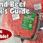 Ground Beef Buyer's Guide