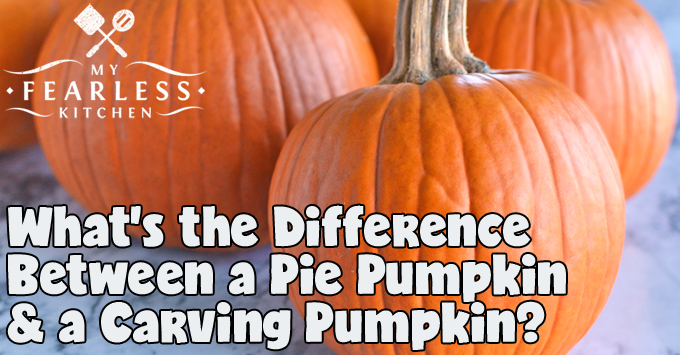 What's the Difference Between a Pie Pumpkin and a Carving Pumpkin?