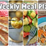 Easy Weekly Meal Plan # 76