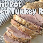Instant Pot Herbed Turkey Roast