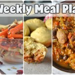 Easy Weekly Meal Plan #78