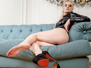 Kinky Dutch Camgirl Mistress Sshadia
